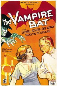 The Vampire Bat Movie Poster