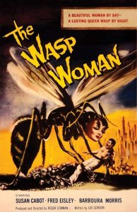 Wasp Woman Movie Poster