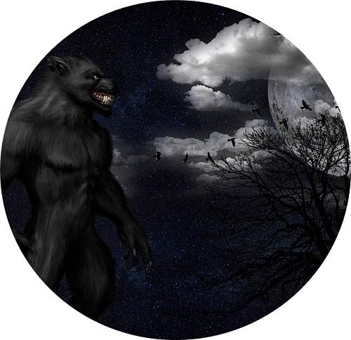W Is for Werewolf (Dark Fantasy Radio Show)