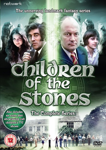 DVD Review: Children of the Stones (Children's TV series -1977)