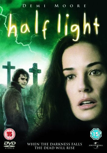 Half Light DVD cover. If you want to know more about the Half Light movie, I encourage you to read my review.