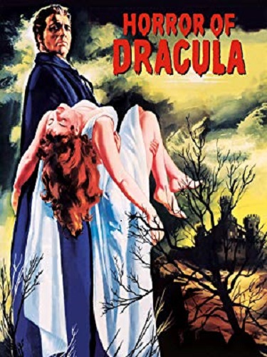 Horror of Dracula (DVD Case Artwork)
