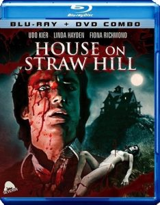 House on Straw Hill (DVD and Blu-Ray Combo