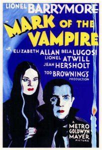Mark of the Vampire Movie Poster