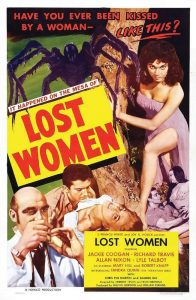 Mesa of Lost Women Movie Poster