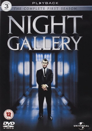 Night Gallery (The Complete First Season DVD Box Set)